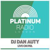 DJ Dan Auty Thursday 15th June 2017 @ 6pm - Recorded Live On PRLlive.com