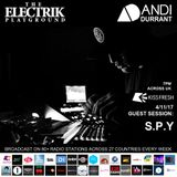 Electrik Playground 4/11/17 inc. S.P.Y Guest Session