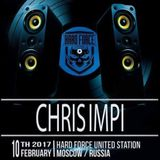 Chris impi @ Hard Force United and Friends (Winter Session 2017)