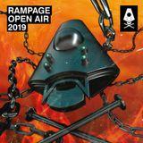 Unglued B2B Urbandawn - Live At Rampage Open Air 2019 WWW.DABSTEP.RU
