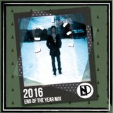 No Dought Radio 2016 End of the Year Mix