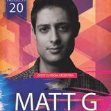 Matt G Guest Mix - Tech Euphoria on Midnight Express