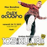 CHATTIN' WITH ALEX GAUDINO