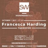 Episode 440 - Francesca Harding Takeover - October 7, 2017