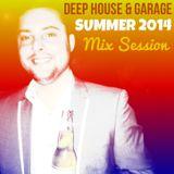 DJ ASMATIC - Deep House & Garage SUMMER 2014 Mix Session (18.07.2014)