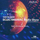 ECLECTIMANIAC Radio Show 20190320: Gary Jay