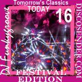 DJ Funkygroove Tomorrows Classics Today EDM #16