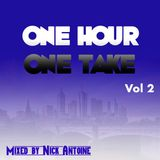 One hour, one take Vol. 2 ( late 90s and early 2000s r&b)