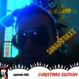 Sonartraxx Radioshow episode 086 special Christmas edition