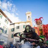 Febbre altissima per la conclusione del Carnevale di Foiano