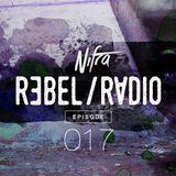 Nifra - Rebel Radio 017