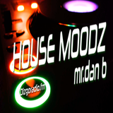Mr.Dan B - House Moodz 001 (livemix Broadcasted on dizgoradio.fm)TheDropzone)