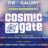 Recorded Live @ Ministry of Sound, London Supporting Cosmic gate on 9th Nov 2018