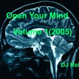 DJ Roman - Open Your Mind Volume 1 (The Original!)