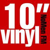 """No Men FM #73 - 10"""" Vinyl Special"""