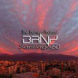 B R N Y - Burning Podcast #60 - SANTIAGO - @ SpaceFm