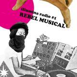 "illumina radio #1  REBEL MUSICAL   ""Ruff Life mix"""