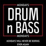 Ninja Gaijin - DJ set at DNB Mondays (Jungle 24 Feb 2020)