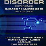 Alice B-Fiesta Disorder (sala Upload) 16-03-19 EBM