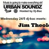 Jim Theologos on Urban Soundz @ Cannibal Radio (S01E30) -music only