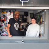 Dego, Matt Lord & Mr Mensah - 15th May 2015