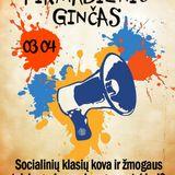 2013 03 04 Socialinių klasių kova ir žmogaus teisių gynimas: drauge ar atskirai?