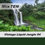 Vintage Liquid Jungle