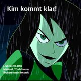 Kim kommt klar! (Minimal Techno - 03.10.2015)