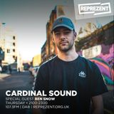 Cardinal Sound W/ Ben Snow + Monk Audio | 11th April 2019