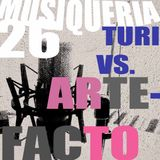 Musiqueria 26 (Entrevista Arte-Facto, Publificticidad, Vasco-Basto)