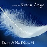 Kevin Ange - Deep & Nu Disco - Summer 2014