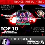 Episodio 12 Trance Girls Radio - Top 10 Trance Latino
