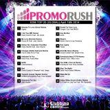 PROMO RUSH Radio T 20  4-16-14