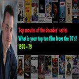 The Spotlight: Filmmaker Jimmy Lee Combs / Top 10 films from the 70's