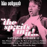 The Outpost presents... The Spirit's In It!