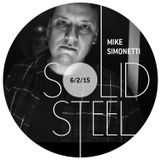 Solid Steel Radio Show 6/2/2015 Part 1 + 2 - Mike Simonetti