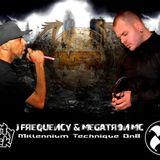 J frequency Audio depths mix ft Megatron Mc