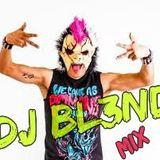 DJ BL3ND Monster Mix Blass3play  2015 x_O