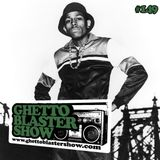 GHETTOBLASTERSHOW #149 (oct. 05/13)