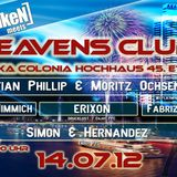"Heavens-Club-Gig @AXA-Hochhaus Cologne ""Kölner Lichter-Special"""