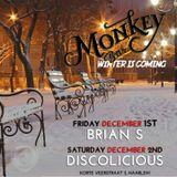 Dj Discolicious - Monkey Bar Haarlem  December 2017