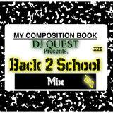 BACK 2 SCHOOL MIX.