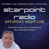 SATURDAY LIVE   STARPOINT RADIO   STEVE KING