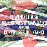 Rewind It #36 Radio Show on Altitude Fm Hosted by B.Riddim