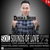Ducka Shan - Sounds of Love Ep. 74
