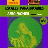 AKWAABA MOKILI Escale N°8 CHANTEUSES PANAFRICAINES années 70-80  100% vinyles sur RADIO KRIMI