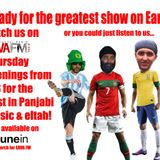 Stin & Harjot on EAVA FM 050614