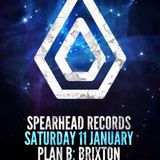 Hybrid Minds (Spearhead Records, AudioPorn) @ Spearhead Records x Plan B Promo Mix (19.12.2013)