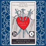 The Music & Arts Guild Showcase, Episode 001 :: Willa Rae & The Minor Arcana :: 07 APR 2016