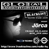Blacklist #22 by Jörca (30.11.2018)